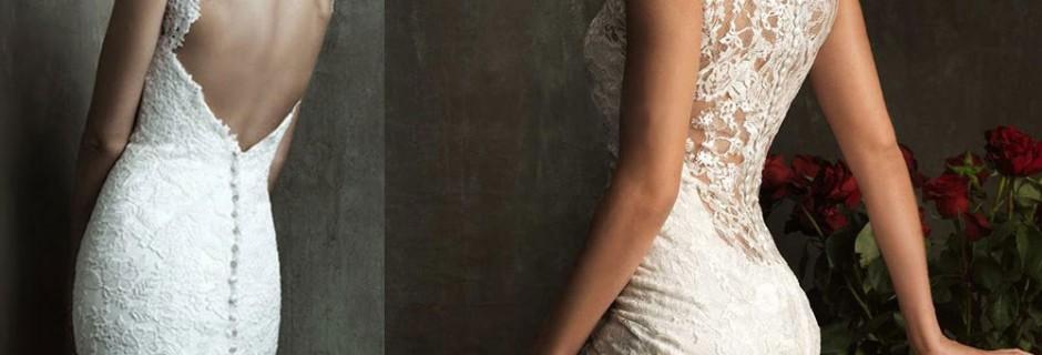 Gli Abiti da Sposa Sensuali nascono nell'Atelier Gerardina Spose