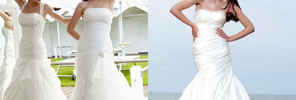 Vestiti Per Matrimonio Spiaggia : Matrimonio sulla spiaggia vestiti da sposa consigliati