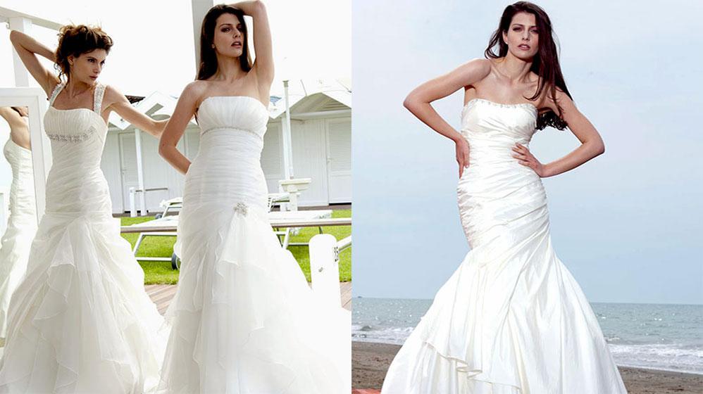 reputable site 551a5 5c3df Matrimonio sulla spiaggia, Vestiti da Sposa consigliati... e ...