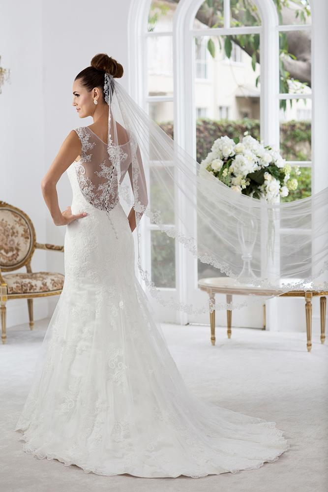 Abiti Da Cerimonia Neonata Roma ~ Collezione perla abiti da sposa roma  gerardina 541c2ee9797