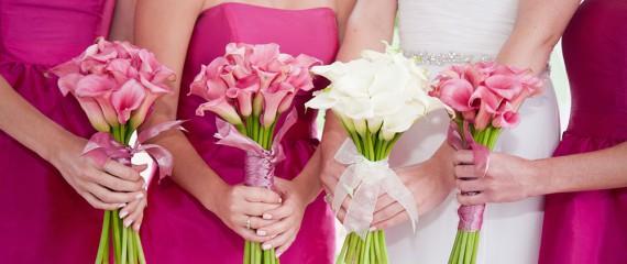 Damigelle d'Onore della Sposa… gli Abiti, i colori e tanta allegria