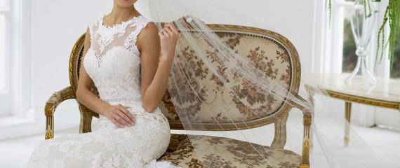 Abiti da Sposa in Pizzo, tutto il fascino di Vestiti senza tempo