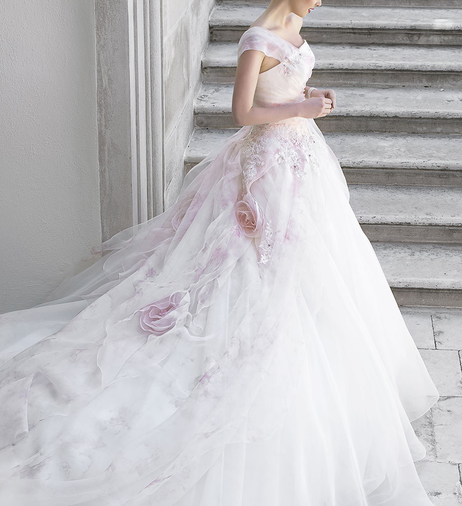 Abiti Da Sposa Da Sogno.Abiti Sposa Da Sogno Modelli Inediti Nell Atelier Gerardina