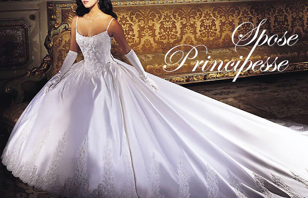 Abiti Da Sposa Principeschi.Abiti Da Sposa Principeschi Il Tuo Matrimonio Da Favola