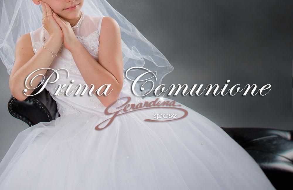 52608f7c0ed6 Abiti Prima Comunione… a Roma pronti e su misura a prezzi imbattibili!