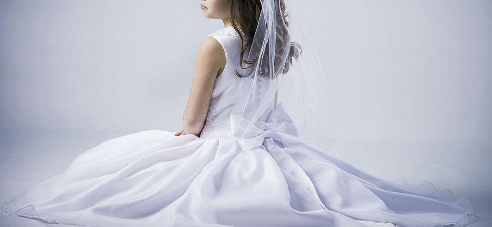 online store 02c87 4b1dd Abiti Prima Comunione - Abiti da Sposa Roma - Gerardina Spose