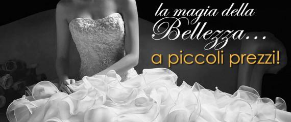 Abiti da Sposa… belli ed economici da Gerardina Spose!