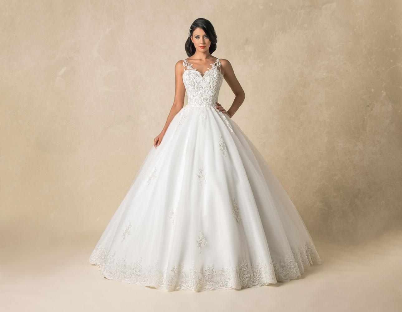 Abiti Da Sposa 016.Collezione Diamante Abiti Da Sposa Roma Gerardina Spose